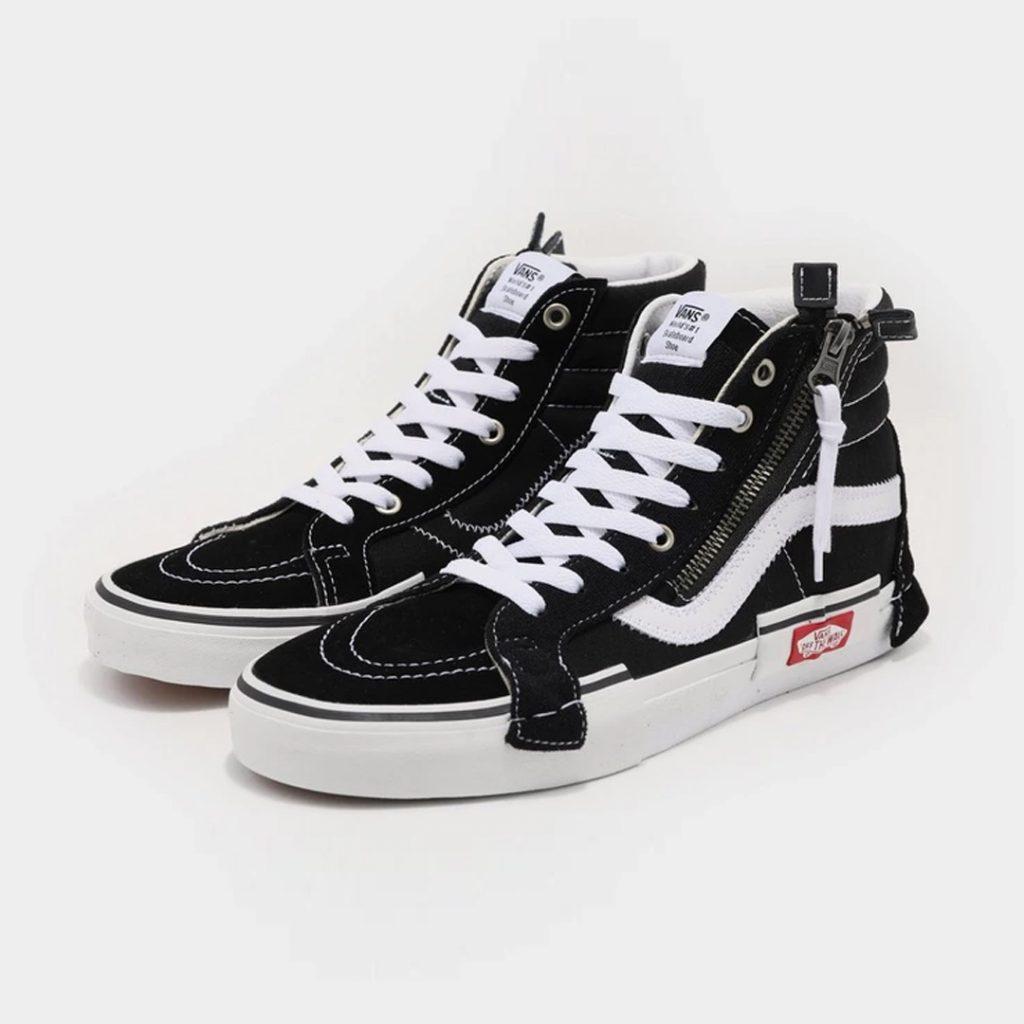 2020 sneaker rotation refresh Vans Sk8-Hi Reissue Cap
