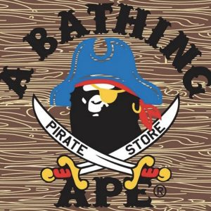 Bape Pirate Store 2019 at Scotts Square Singapore: 13 December 2019 to 2 January 2020