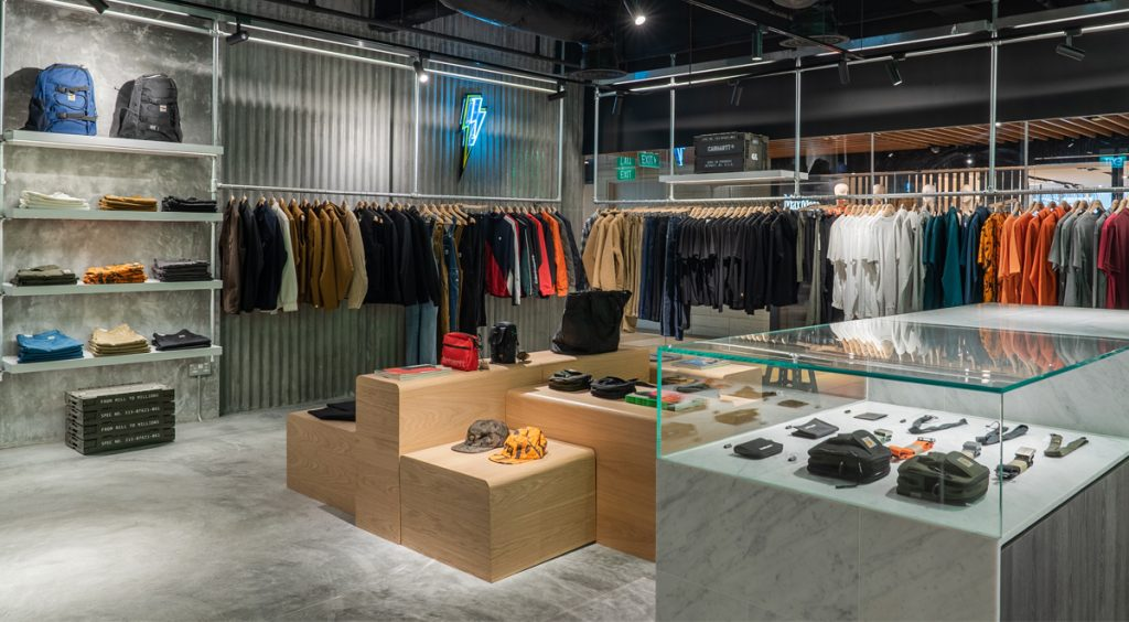 carhartt singapore store apparel and accessories