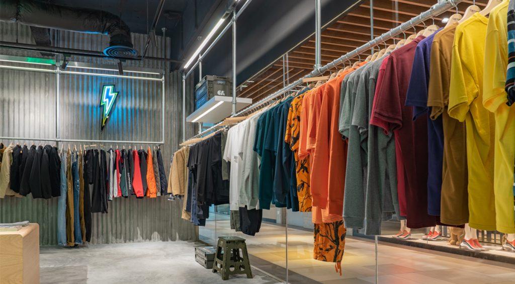 Carhartt Singapore Store Opens in Mandarin Gallery