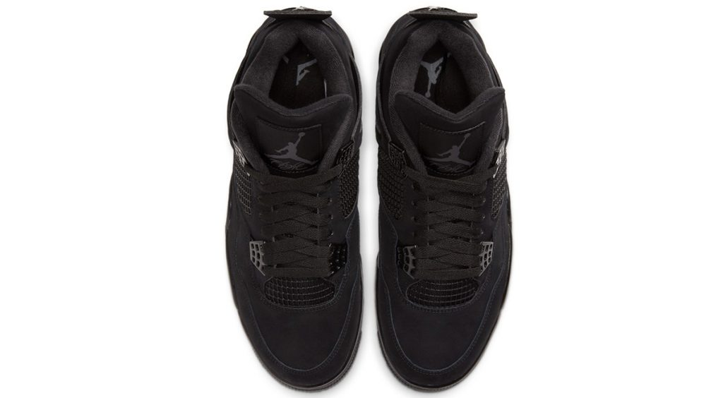 "Air Jordan 4 ""Black Cat"" 2020 insole"