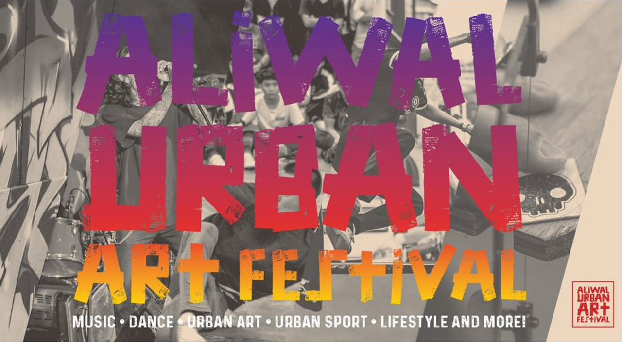 Aliwali Urban Art Festival 2020 Poster Banner
