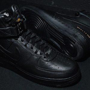 Alyx x Nike Air Force 1 High Black Colorways