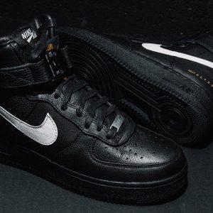 Alyx x Nike Air Force 1 High BlackWhite Colorways