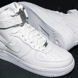 Alyx x Nike Air Force 1 High White Colorways 2