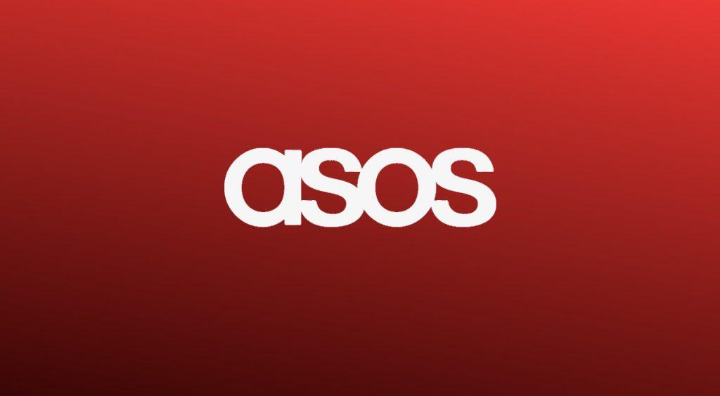 Chinese New Year Shopping Guide Asos logo