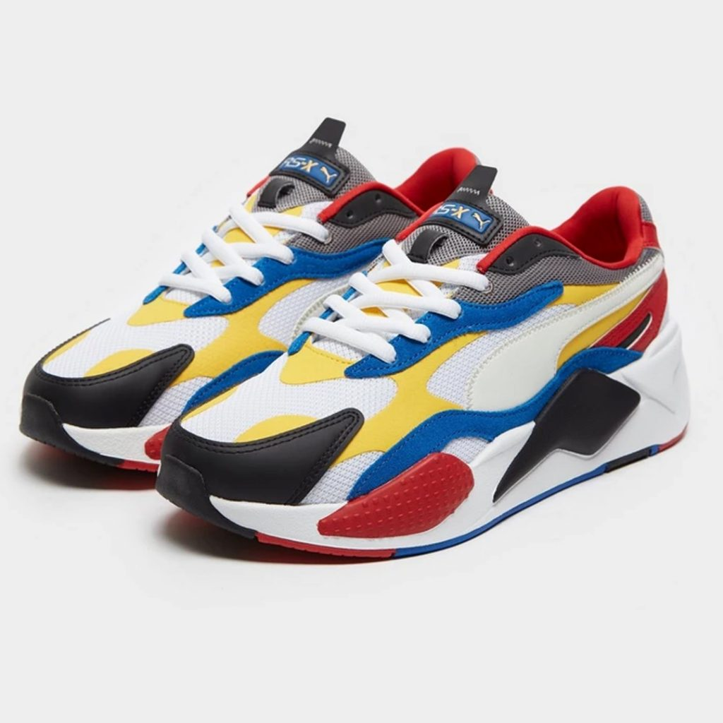 Chinese New Year Shopping Guide Puma RS-X Puzzle