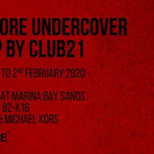 Madstore Undercover Pop Up Banner