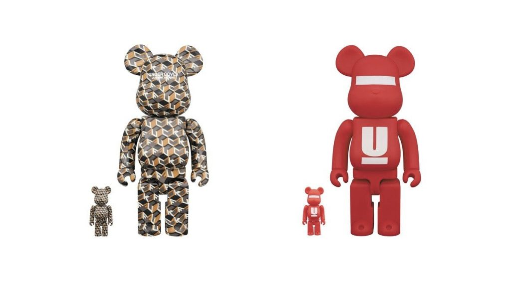 Madstore Undercover Pop Up Be@rbricks