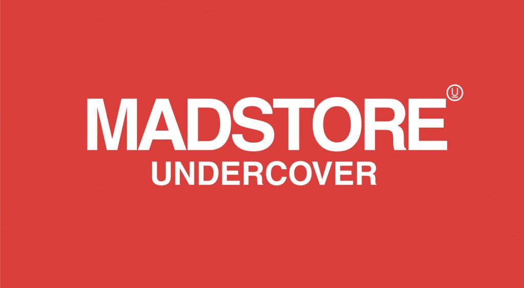 Madstore Undercover Pop Up Logo