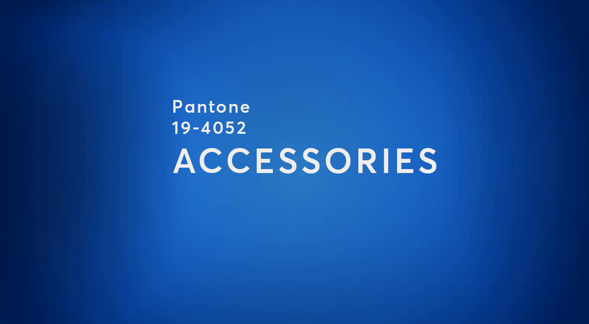 pantone 2020 blue Shopping Guide Banner Accessories
