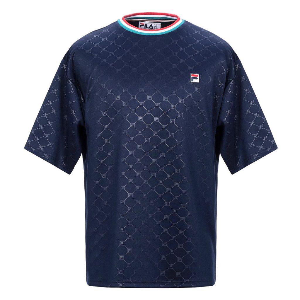 pantone 2020 blue Shopping Guide Fila Tshirt YOOX