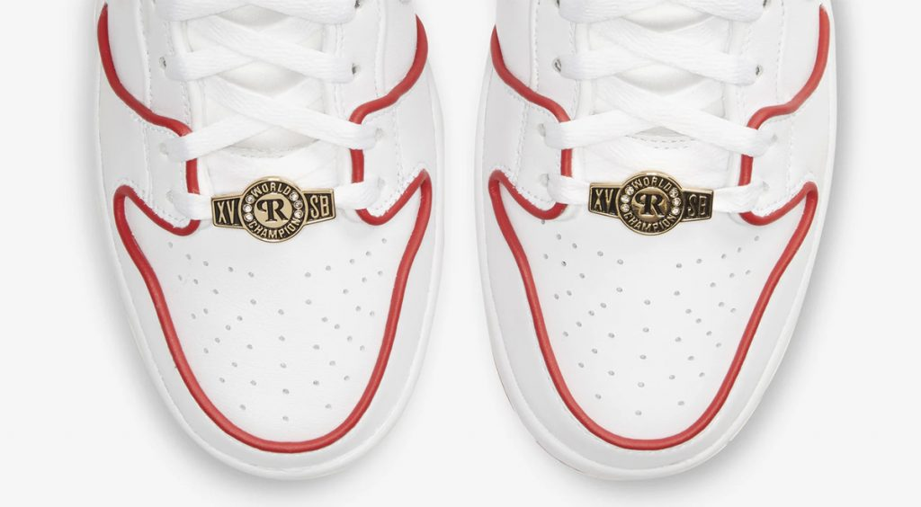 Paul Rodriguez x Nike SB Dunk High Dubrae