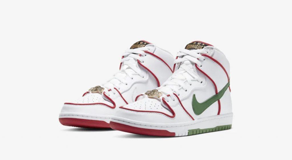 Paul Rodriguez x Nike SB Dunk High Full Nike Image