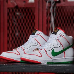 Paul Rodriguez x Nike SB Dunk High Locker Room Shot