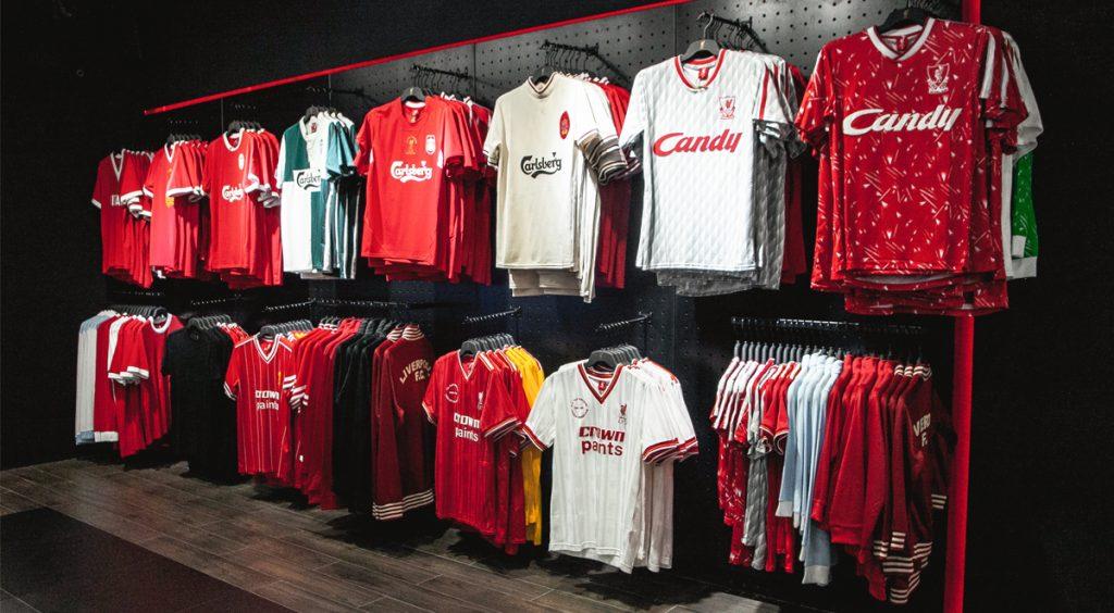 Singapore Liverpool FC Store Club Jerseys