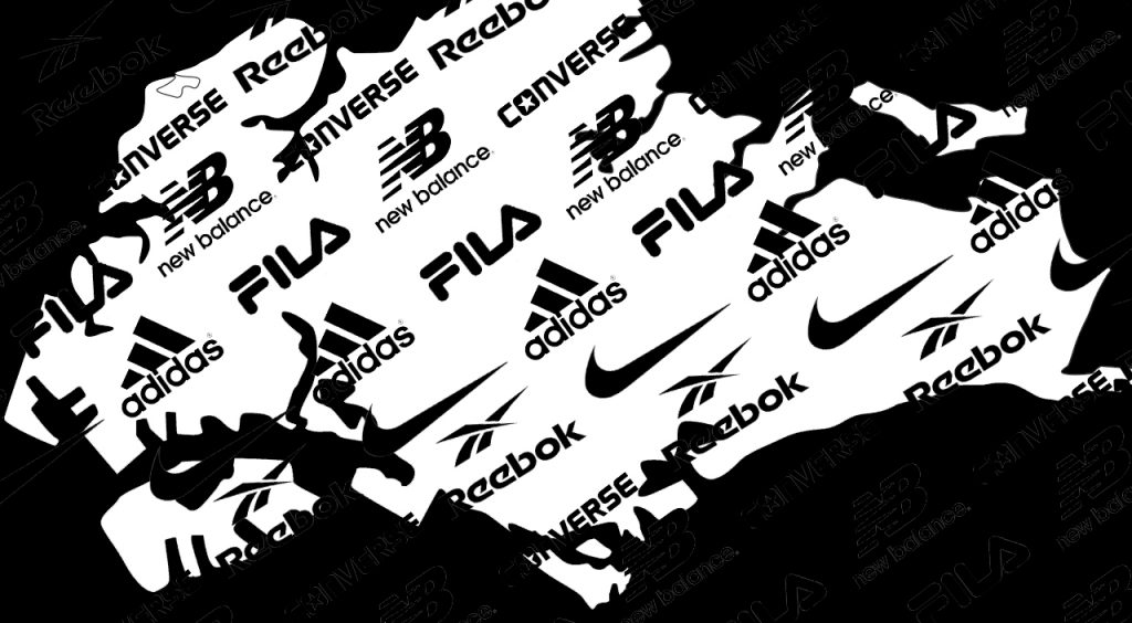 Singapore Sneaker Shopping Guide Banner Image Logo
