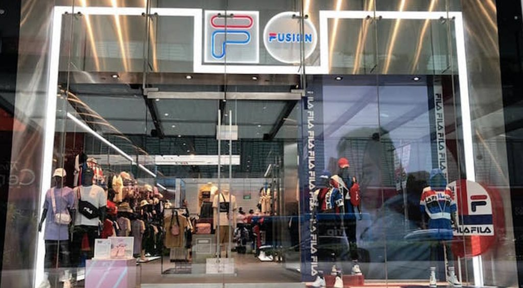 Singapore Sneaker Shopping Guide FILA Orchard Central Great New places
