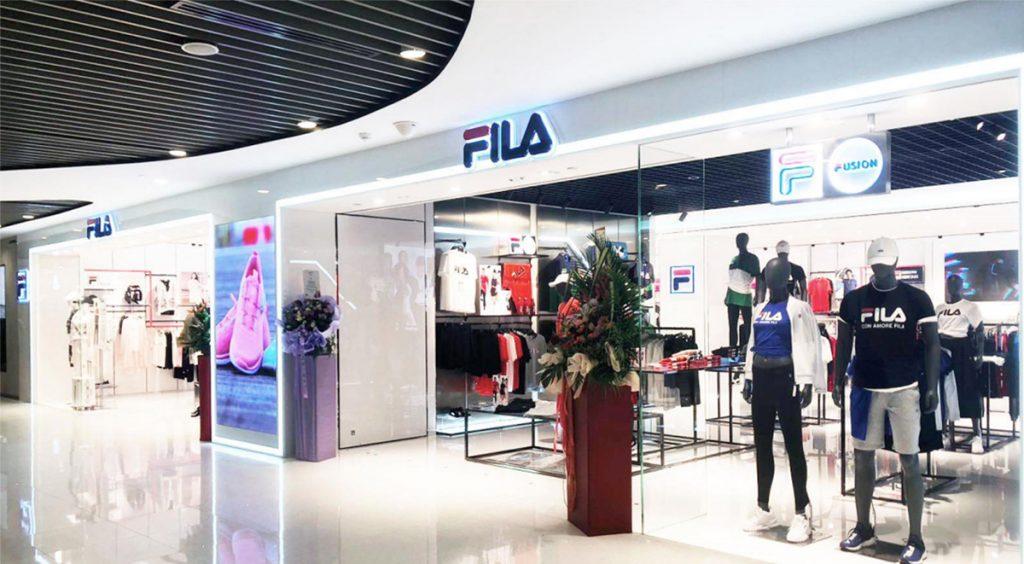 Singapore Sneaker Shopping Guide FILA Vivocity