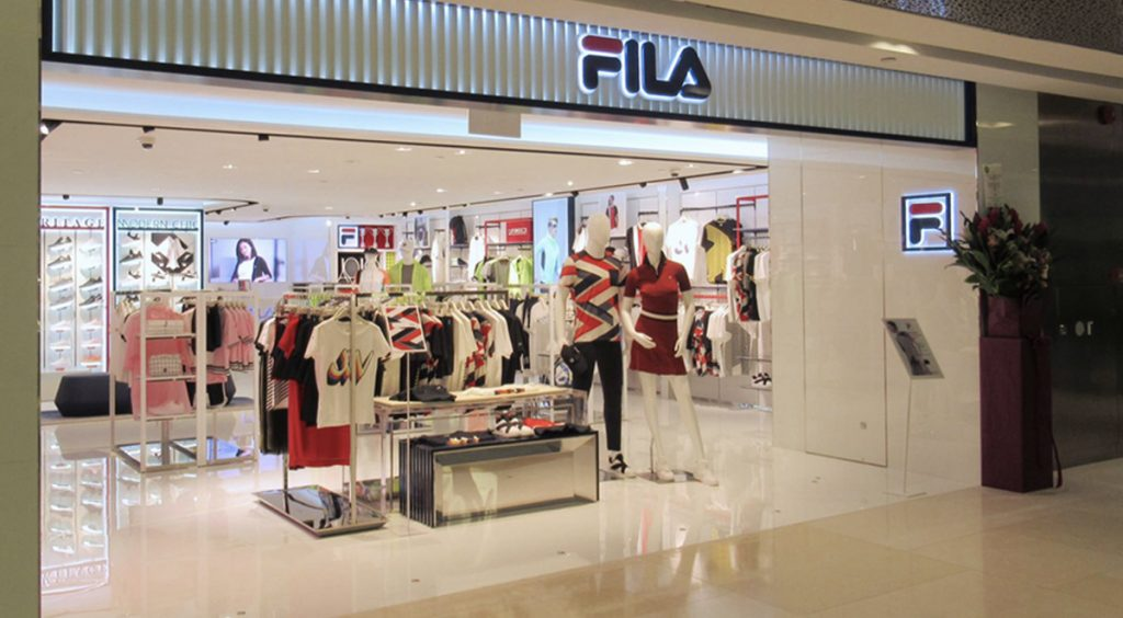 Singapore Sneaker Shopping Guide Fila ION Orchard