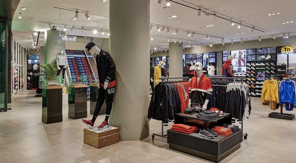 Singapore Sneaker Shopping Guide Footlocker Jewel Changi Airport