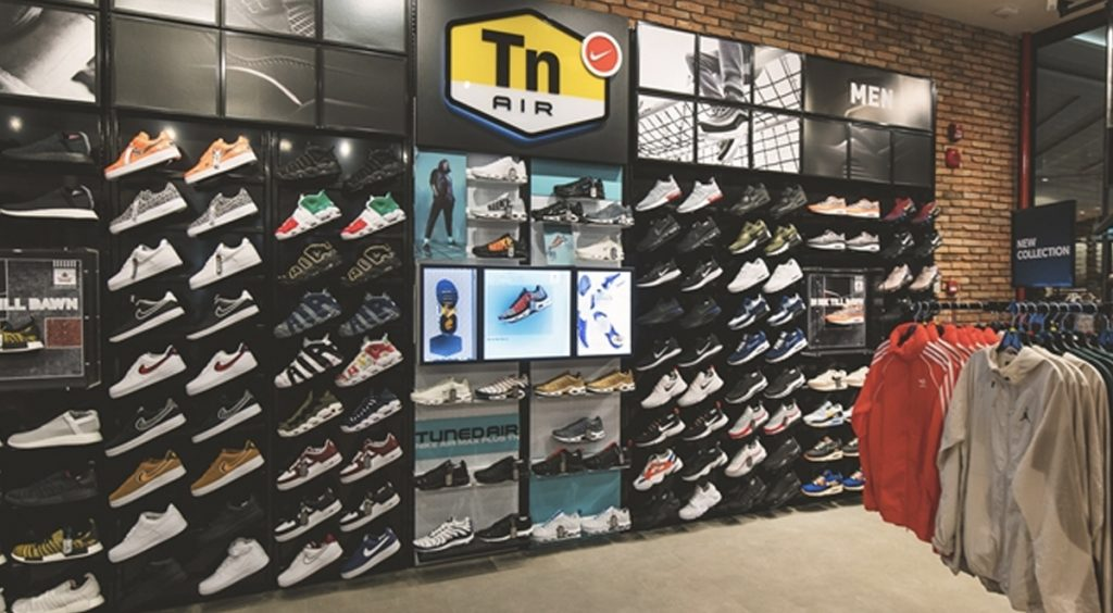 Singapore Sneaker Shopping Guide Footlocker Suntec City Inside Retail Singapore