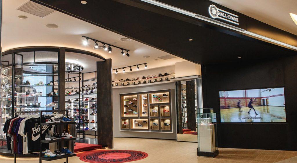 Singapore Sneaker Shopping Guide Hall of Fame Vivocity