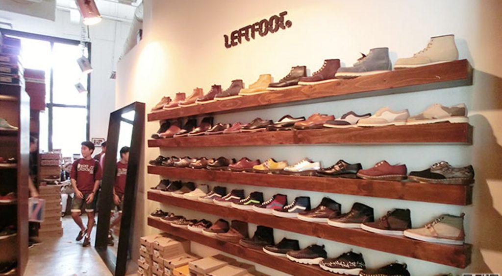 Singapore Sneaker Shopping Guide Leftfoot cineleisure Noelle Mikazuki