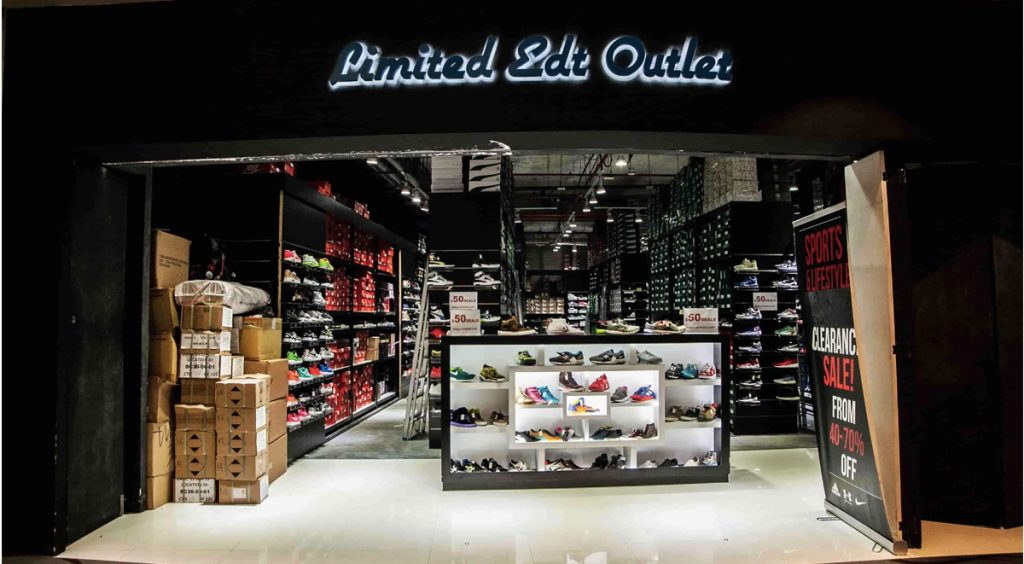 Singapore Sneaker Shopping Guide Limited Edt Outlet 313 Limited Edt
