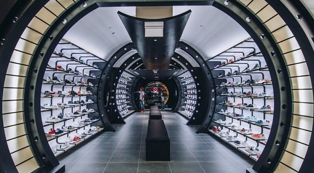 Singapore Sneaker Shopping Guide Limited Edt Underground 313 The Playbook