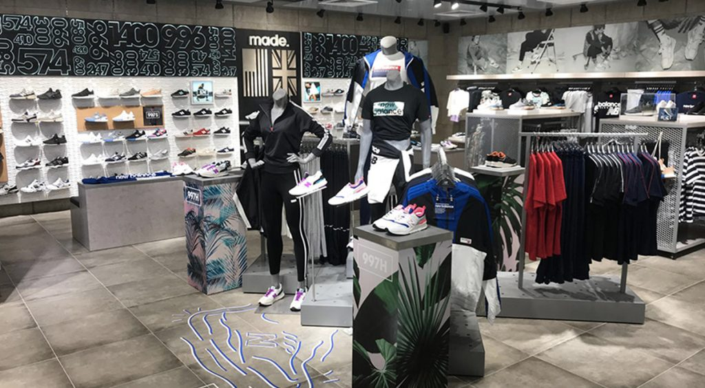 Singapore Sneaker Shopping Guide New Balance Jewel Changi