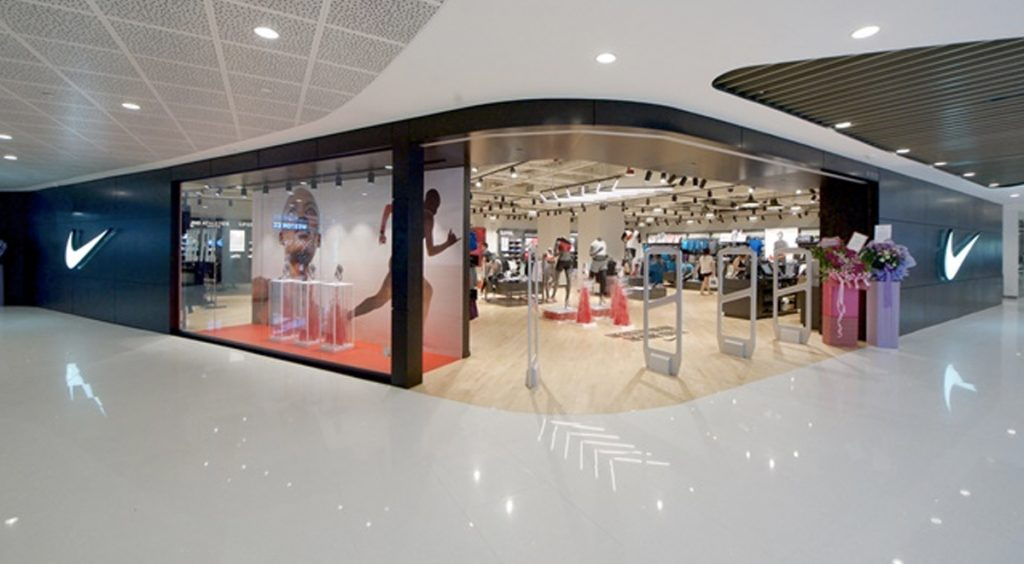 Singapore Sneaker Shopping Guide Nike Vivocity Inside Retail Asia