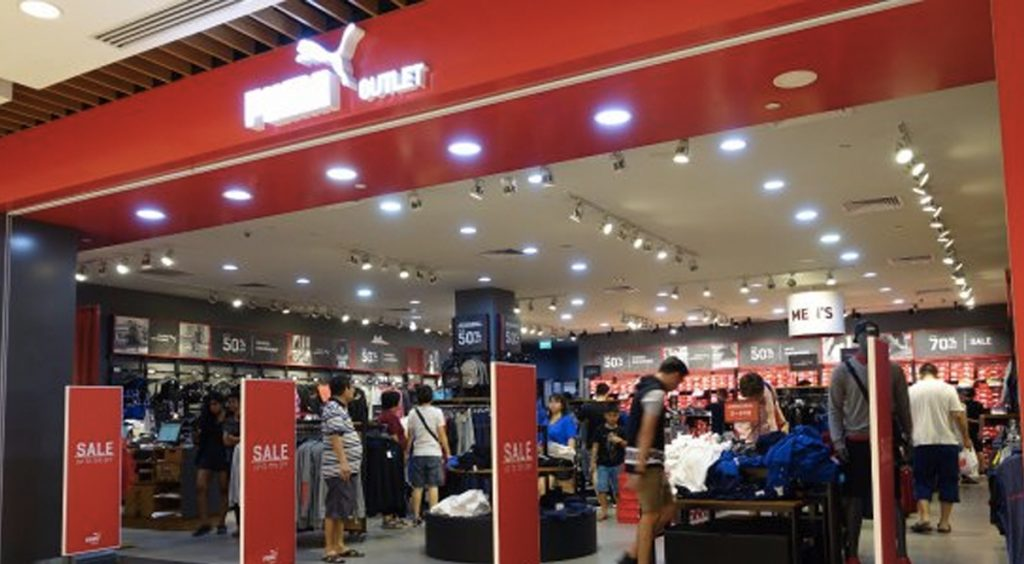 Singapore Sneaker Shopping Guide Puma IMM Tripadvisor