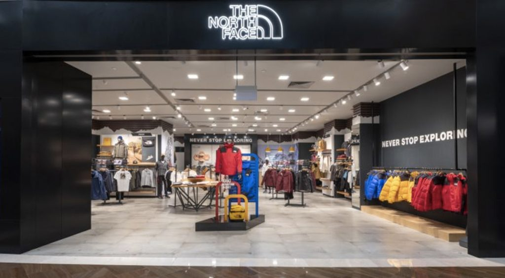 Singapore Sneaker Shopping Guide The North Face MBS Yahoo lifestyle