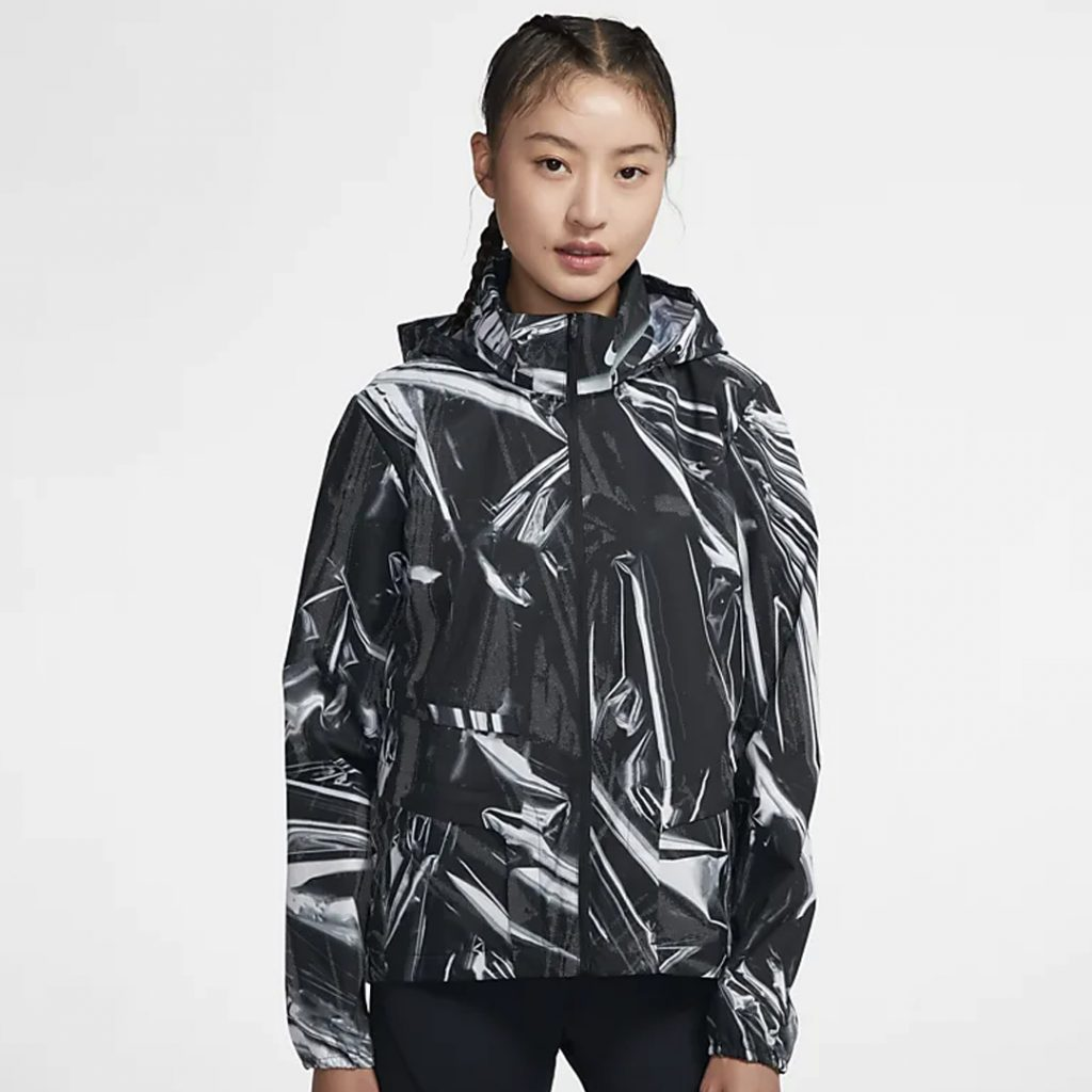 Valentines Shopping Guide Nike Shield Full-Zip Running Jacket