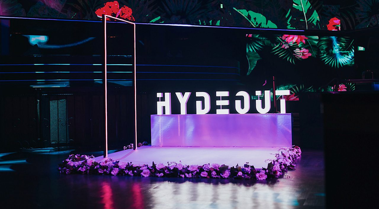 hydeout festival 2020 singapore