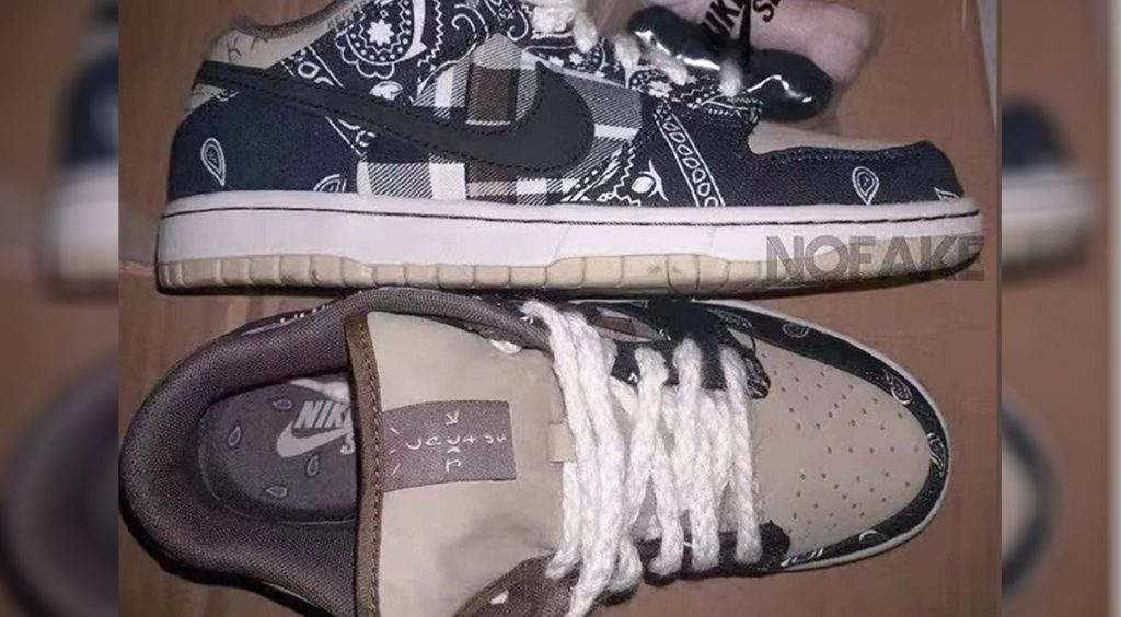 travis scott x nike sb dunk low jackboys leak image