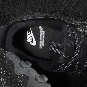 undercover x nike react presto sneaker collaboration singapore release details 2020