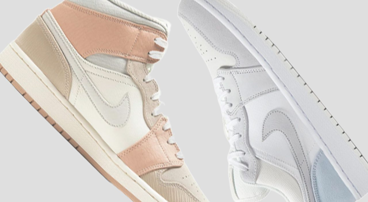 Air Jordan 1 Low Paris Mid Milan Embody The Beauty Of Europe