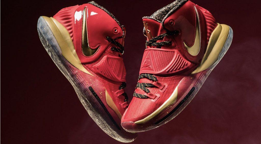 "Air Jordan 3 Retro SE ""Red Cements"" Weekly Drops Feb 11 Nike Kyrie 6 trophies kicksonfire"