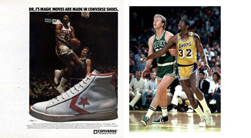 All-Star Weekend NBA 2020 Julius Erving Converse Pro Leather