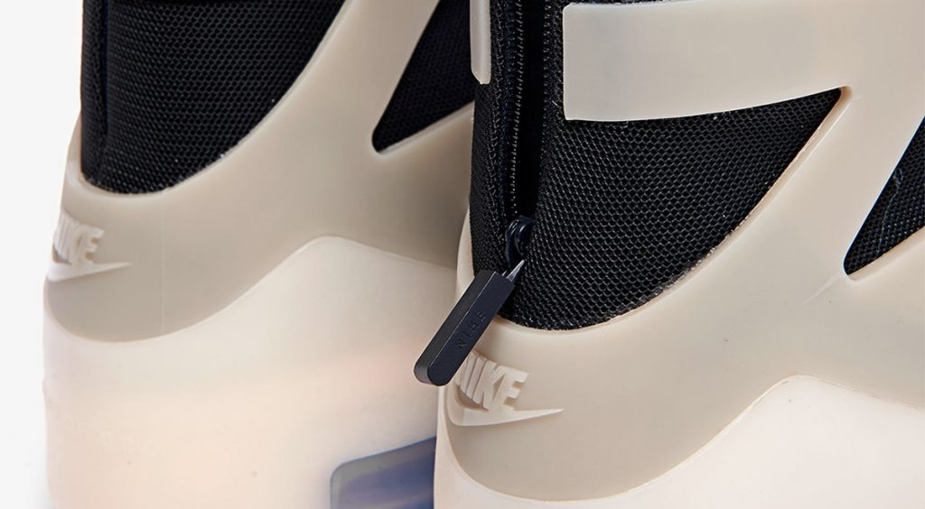 "Nike Air Fear of God 1 ""The Question"" zip"