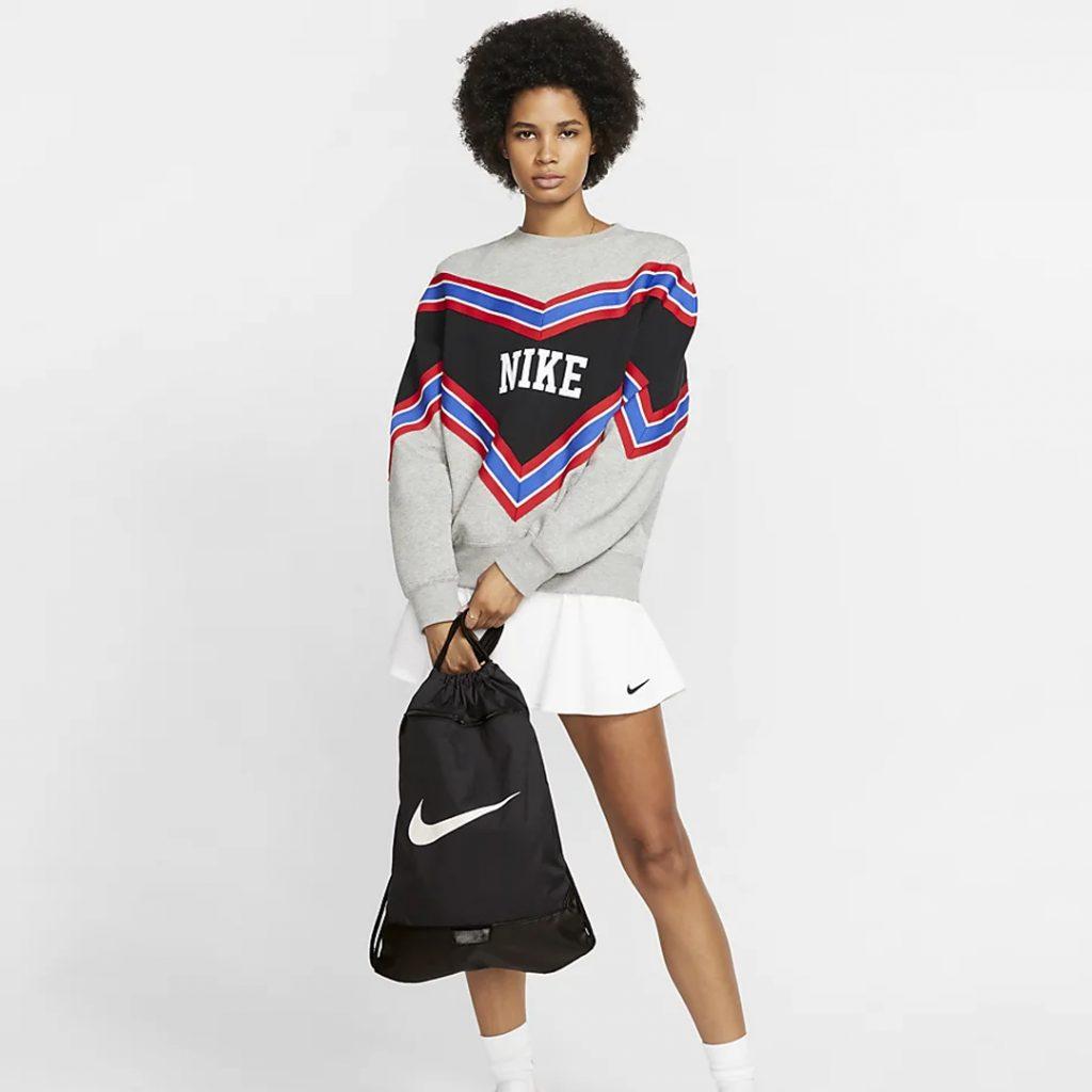 Nike Brasilia Training Gymsack International women's day 2020 singapore