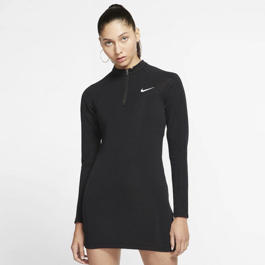 Nike Sportswear Long-Sleeve Dress International women's day 2020 singapore