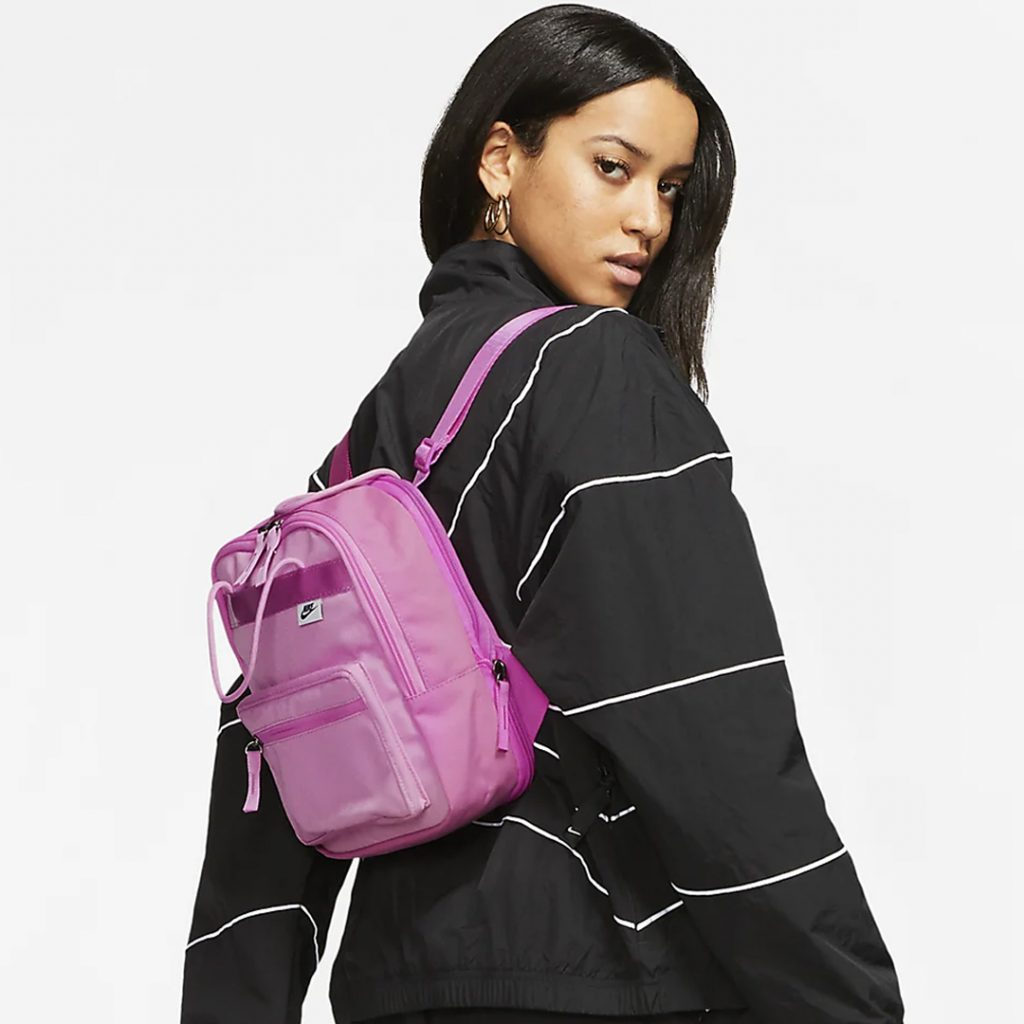Nike Tanjun Mini Backpack International women's day 2020 singapore