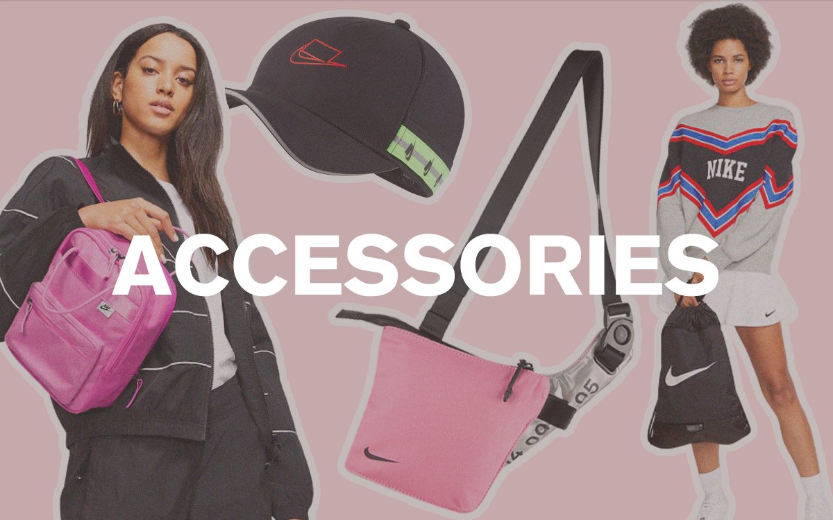 Nike accessories International women's day 2020 singapore