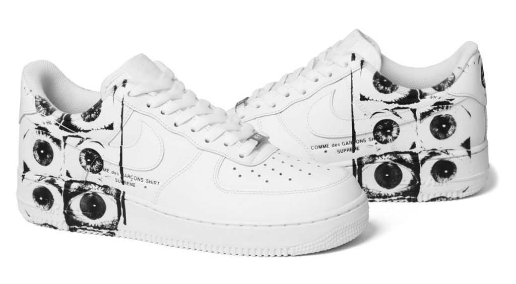 SS20 Supreme x Nike Air Force 1 Air Force 1 Low Supreme Comme des Garcons Shirt