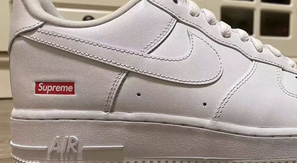 SS20 Supreme x Nike Air Force 1 Sneaker News