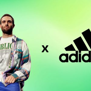 Sean Wotherspoon x Adidas logos