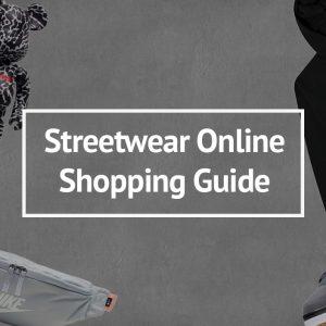 Streetwear Online Shopping Guide Banner